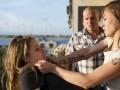 Marisa (Alina Levshin) duldet Svenja (Jella Haase) zunächst nicht in der Neonazi Gruppe