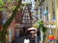 Квартал Шноор – старейший бременский квартал с живописными улочками