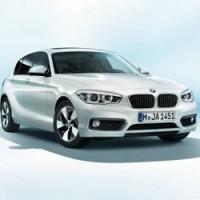 Новые модели BMW 1 серии 2015