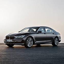 BMW 7 740d xDrive и 740Ld xDrive 2015 в России