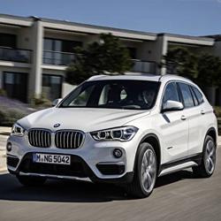 Новый BMW X1 2015