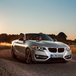 Новый BMW 2 серии Кабриолет 2014