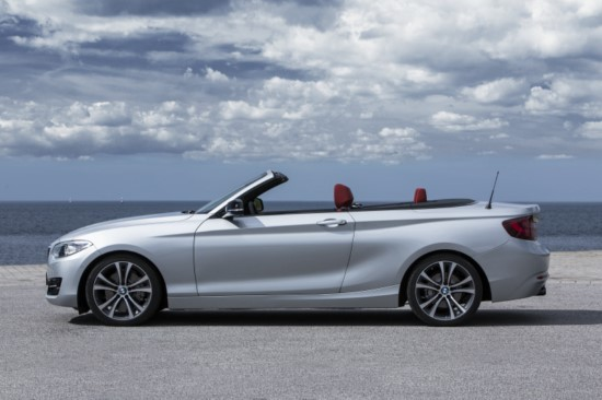 BMW 2 Series Convertible 2014 3