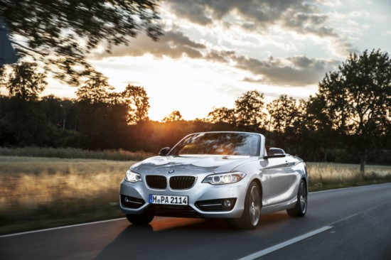 BMW 2 Series Convertible 2014 5