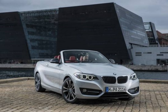 BMW 2 Series Convertible 2014 6
