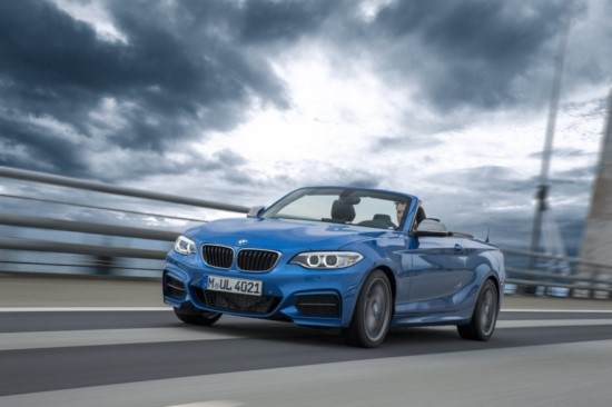 BMW 2 Series Convertible 2014 7
