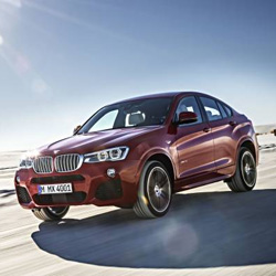BMW на ММАС 2014