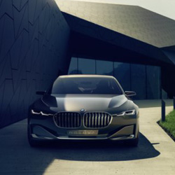 BMW Vision Future Luxury 2014 - BMW 7