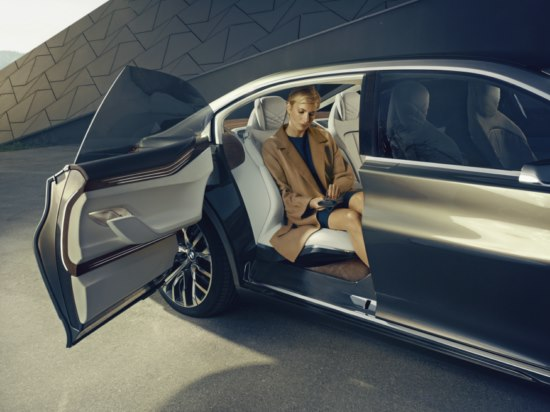 BMW Vision Future Luxury 1
