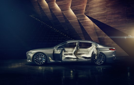 BMW Vision Future Luxury 2
