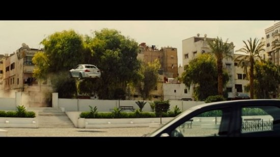 The BMW M3 Mission Impossible Rogue Nation