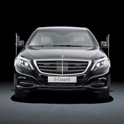 Новый Mercedes-Benz S 600 Guard 2014