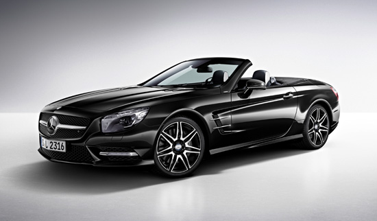 Mercedes-Benz SL 400 2014