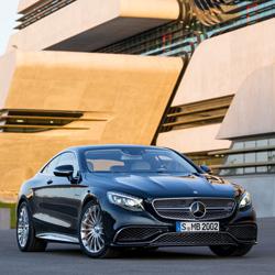 Новое купе Mercedes‑Benz S 65 AMG 2014