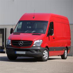 Лучший фургон года 2014 Mercedes Sprinter