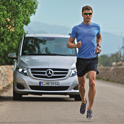 Mercedes-Benz V-Класса
