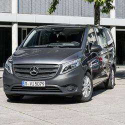 Новый Mercedes-Benz Vito 2014