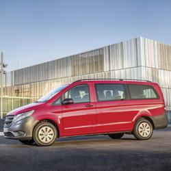 Популярность Mercedes-Benz Vito набирает обороты в России