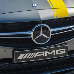 Mercedes-AMG DTM представляет болид для сезона 2016