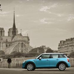 Парижский автосалон MINI Paris 2014