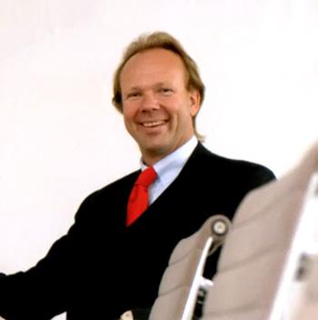 Немецкий адвокат Кристиан Вайл