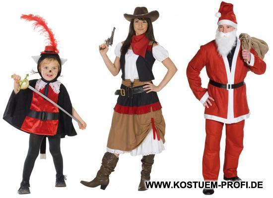 Новогодние костюмы в Германии - для детей и взрослых - photo#6