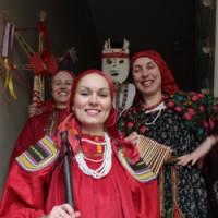 Ансамбль Лепота Русский фольклор в Берлине