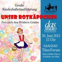 Балетный спектакль Наша красная шапочка во Франкфурте