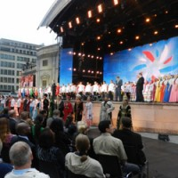 Концерт в Берлине Созвездие России