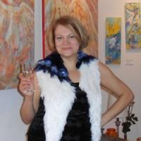 Художница Диана Гагай Выставка в Берлине