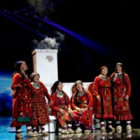 Бурановские бабушки Евровидение Baku 2012