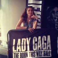 Концерт Lady Gaga в Германии
