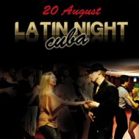 Latin Night CUBA – Restaurant Rennbahn Neuss