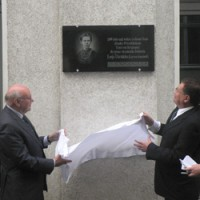 Открытие памятной доски Леси Украинки в Берлине Фото!