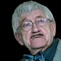 Писатель и поэт Вадим Фадин