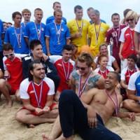 Новая волна 2013 Пляжный футбол
