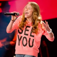 Rita Gueli The Voice Kids 2013