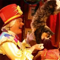 Театр кошек Куклачева в Германии 2011