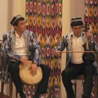 Узбекский ансамбль выступил в Берлине