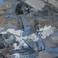 Вернисаж выставки Екатерины Омельчук Сквозь пространство и время