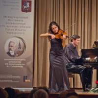 Фестиваль к 175-летию П.И. Чайковского в Кельне