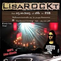 Формула русского рока в Ганновере 3 октября 2013