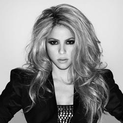 Shakira в Берлине 2014