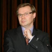 Андрей Чернодаров Интервью о выставке в посольстве в Берлине