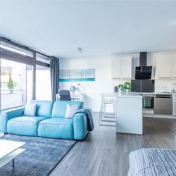 Меблированные апартаменты бизнес-класса в Кельне/Бонне/Дюссельдорфе