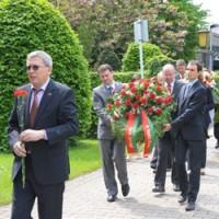 Прием в консульстве РФ в Бонне 8 мая 2013