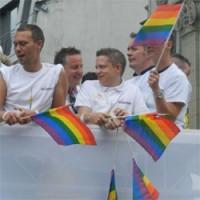 Гей парад в Берлине 2013