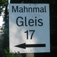 Mahnmal Gleis 17