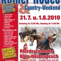 Rodeo in Köln 2010