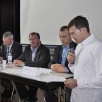 Форум в Германии в городе Зенден